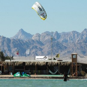 Kiteboarding In Egypt